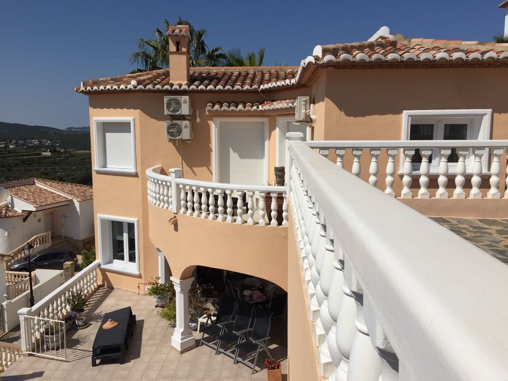 Painting Services Costa Blanca
